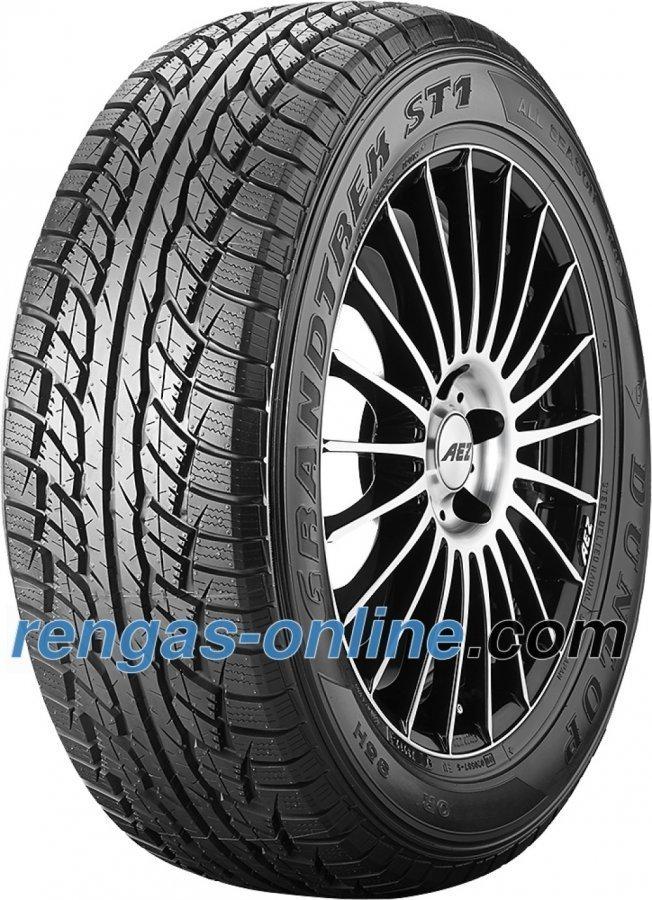 Dunlop Grandtrek St 1 205/70 R15 95s Vannesuojalla Mfs Ympärivuotinen Rengas