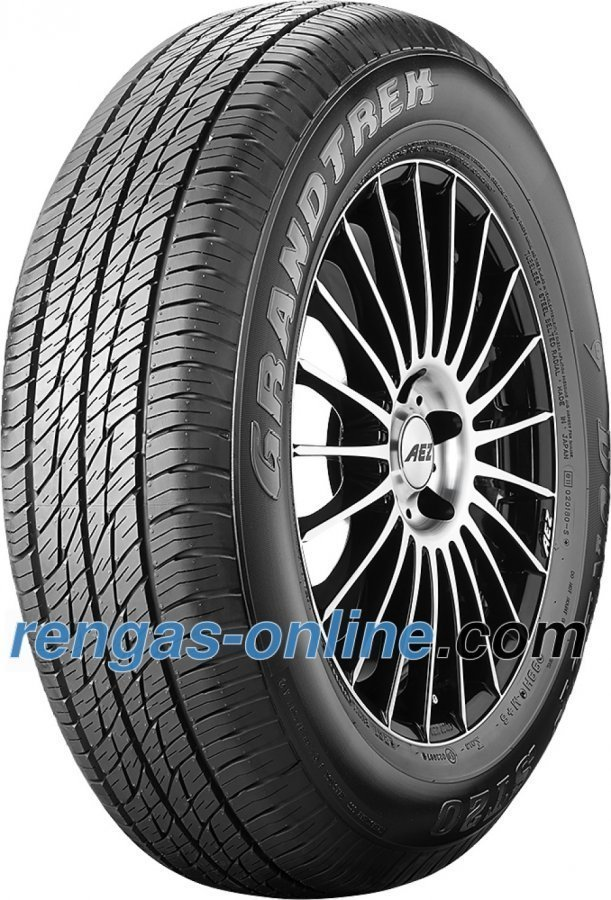 Dunlop Grandtrek St 20 215/70 R16 99h Ympärivuotinen Rengas