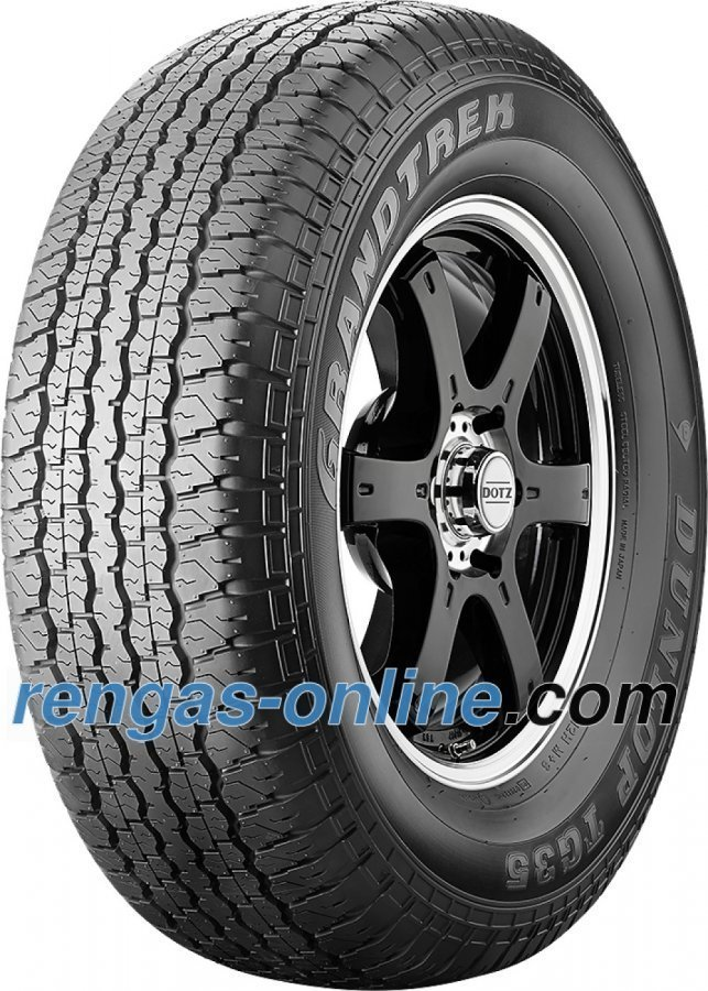 Dunlop Grandtrek Tg 35 265/70 R16 112h Ympärivuotinen Rengas