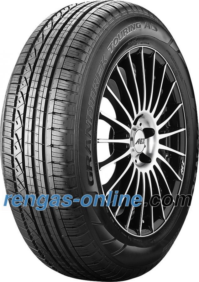 Dunlop Grandtrek Touring A/S 215/65 R16 98h Vannesuojalla Mfs Blt Ympärivuotinen Rengas