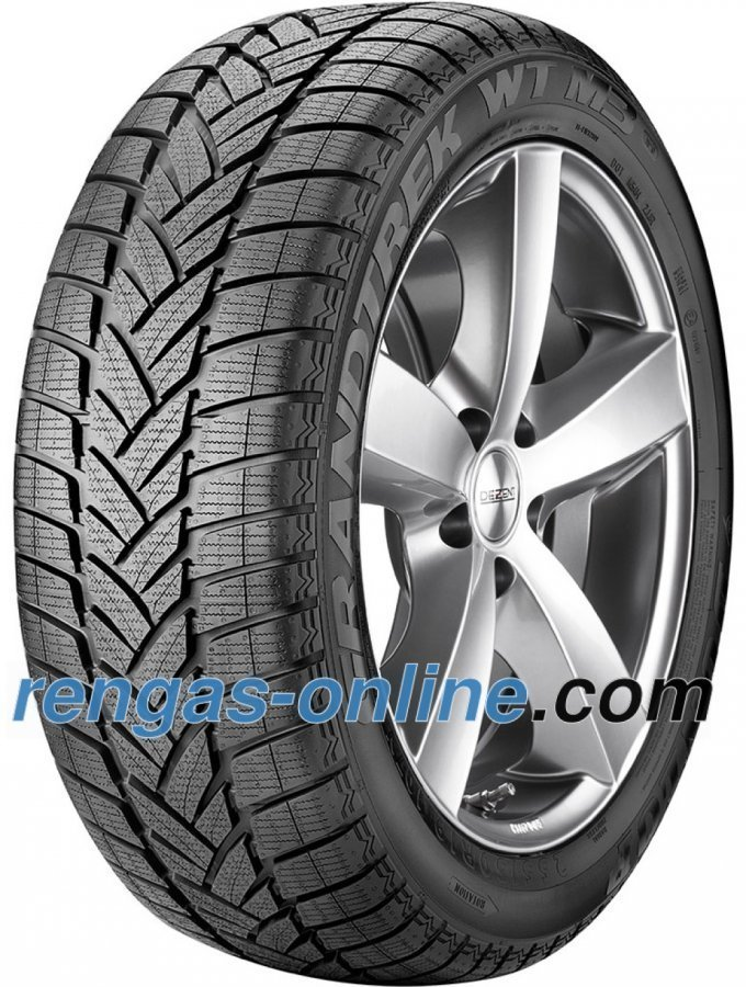 Dunlop Grandtrek Wt M3 255/50 R19 107v Xl Vannesuojalla Mfs N0 Talvirengas