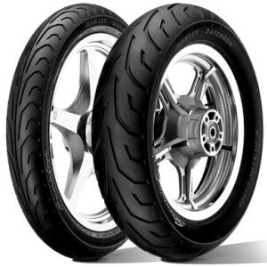 Dunlop Gt 502 180/60b17 Tl 75v M/C Takapyörä Moottoripyörän Rengas