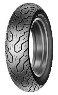 Dunlop K 555 Www 170/80-15 Tl 77h Takapyörä M/C Valkosivu Moottoripyörän Rengas