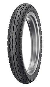 Dunlop K 81 / Tt 100 4.10-19 Tt 61h M/C Etupyörä/Takapyörä Moottoripyörän Rengas