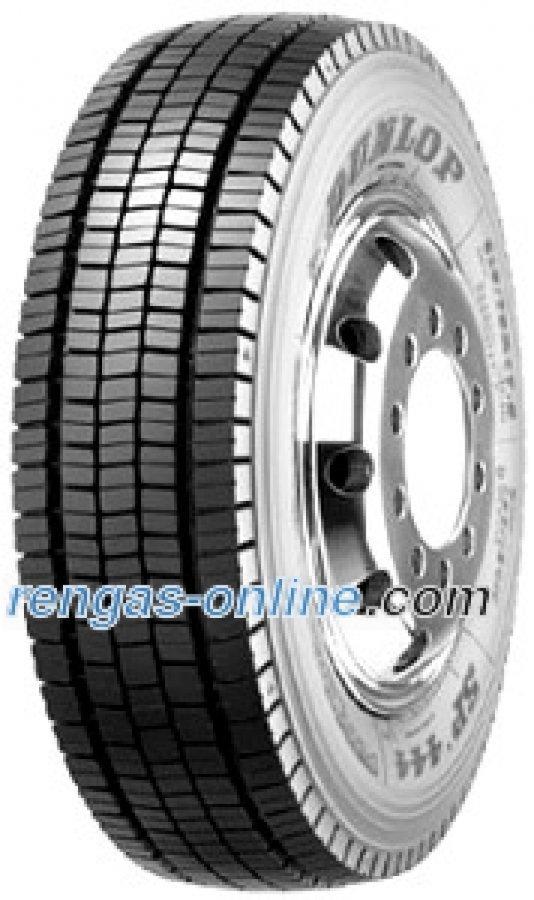 Dunlop Next Tread Nt244 205/75 R17.5 124/122m 12pr Kuorma-auton Rengas