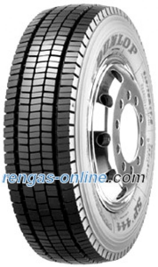 Dunlop Next Tread Nt244 245/70 R17.5 136/134m 16pr Kuorma-auton Rengas