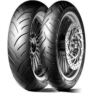 Dunlop Scootsmart 120/90-10 Tl 57l Etupyörä M/C Moottoripyörän Rengas