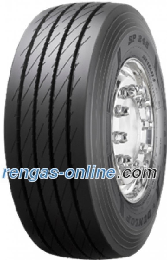 Dunlop Sp 246 385/55 R22.5 160k Kaksoistunnus 158l Kuorma-auton Rengas