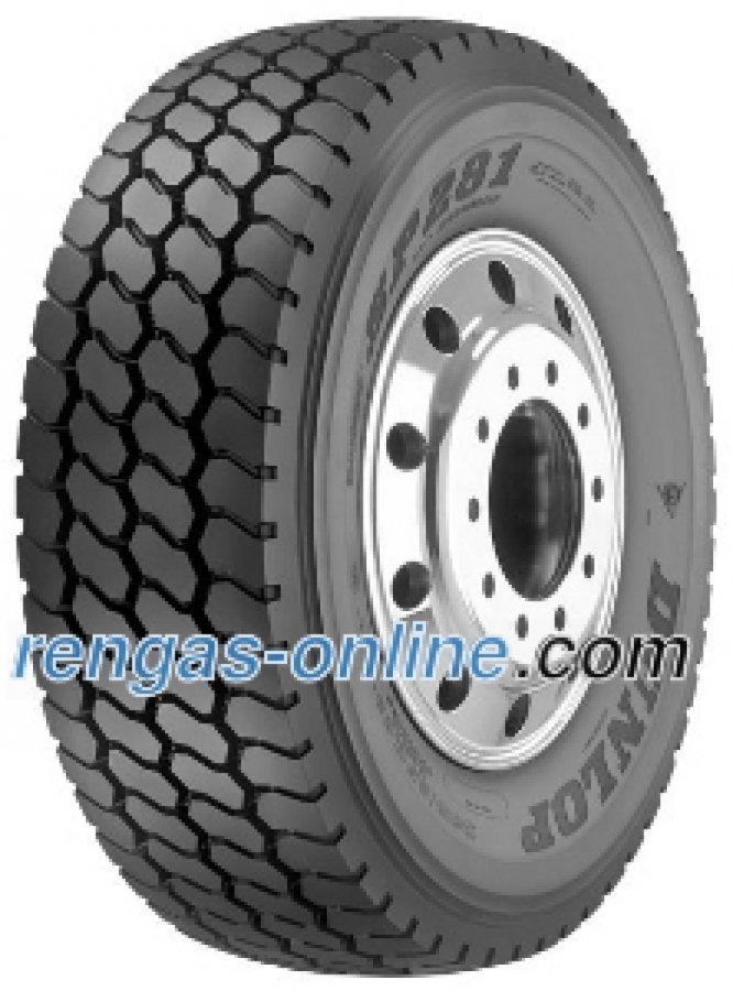 Dunlop Sp 281 425/65 R22.5 165k Kuorma-auton Rengas