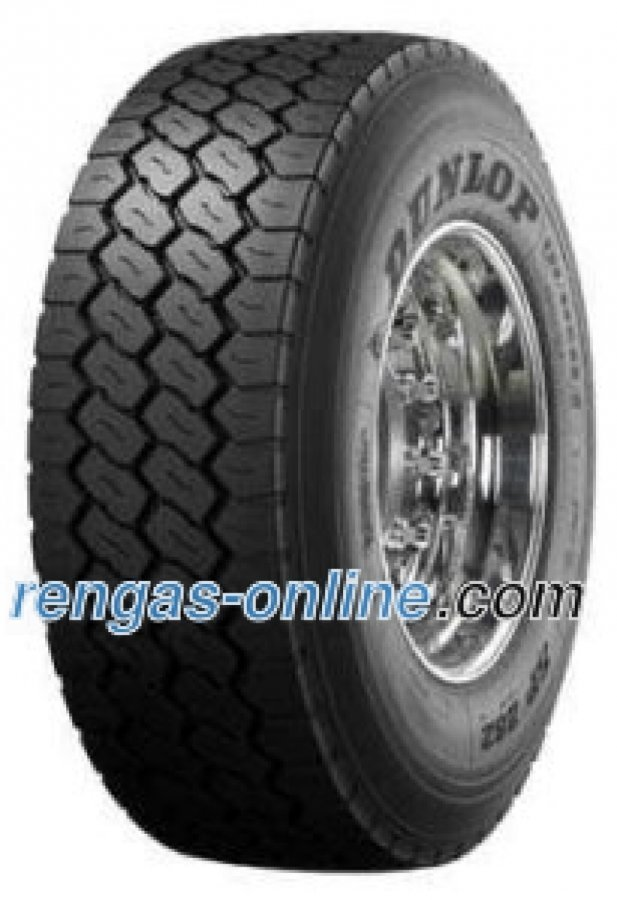 Dunlop Sp 282 385/65 R22.5 160j 20pr Kaksoistunnus 158 K Doppelkennung 158 Kuorma-auton Rengas