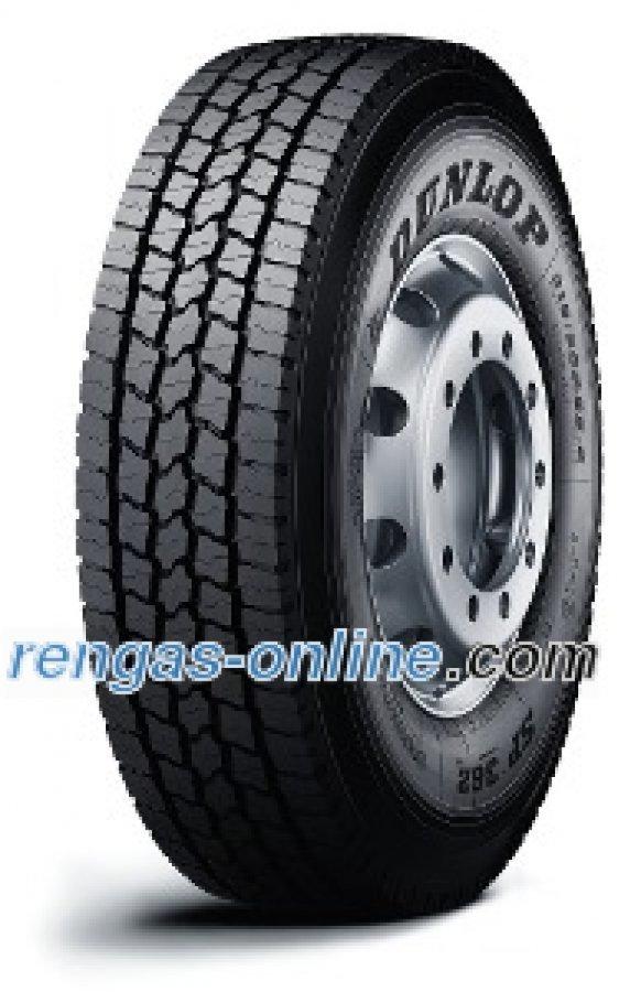 Dunlop Sp 362 385/65 R22.5 160k 20pr Kaksoistunnus 158l Kuorma-auton Rengas