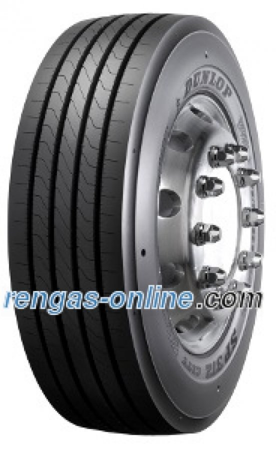 Dunlop Sp 372 City 275/70 R22.5 148/145j 16pr Kaksoistunnus 152/148e Kuorma-auton Rengas