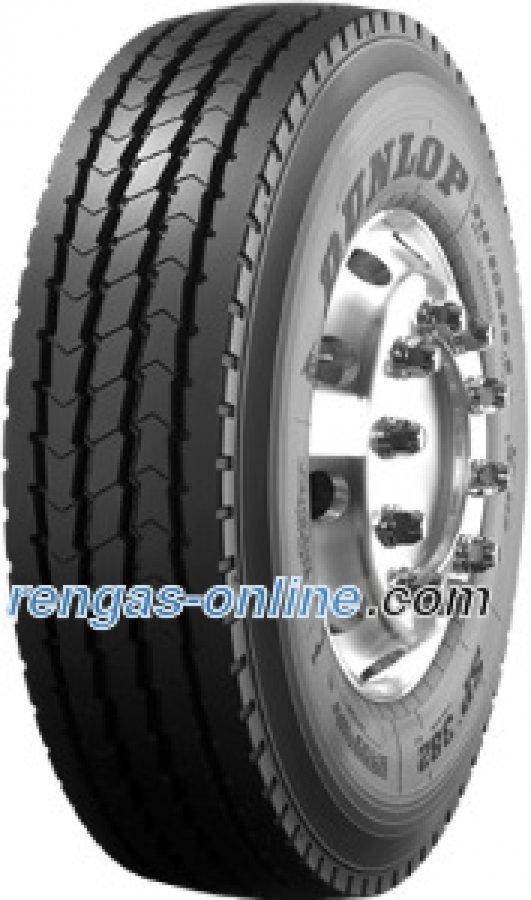 Dunlop Sp 382 13 R22.5 156/150g 18pr Kaksoistunnus 154/150k Kuorma-auton Rengas
