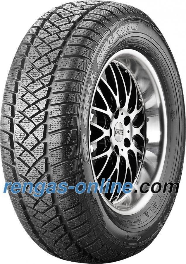 Dunlop Sp 4 All Seasons 195/65 R15 91t Ympärivuotinen Rengas