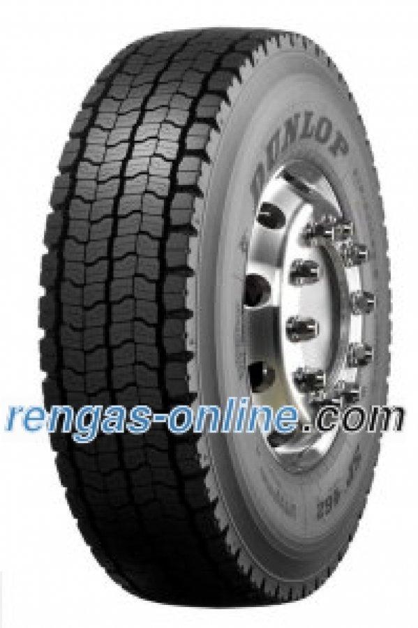 Dunlop Sp 462 315/80 R22.5 156/150l 18pr Kaksoistunnus 154/150m Kuorma-auton Rengas