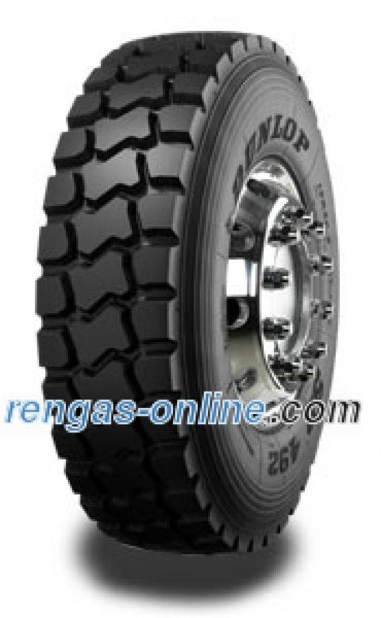 Dunlop Sp 492 13 R22.5 156/150g 18pr Kaksoistunnus 154/150j Kuorma-auton Rengas