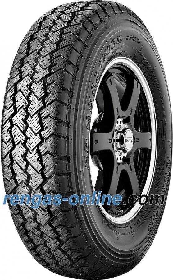 Dunlop Sp Qualifier Tg 20 215/80 R16 107s Xl Ympärivuotinen Rengas