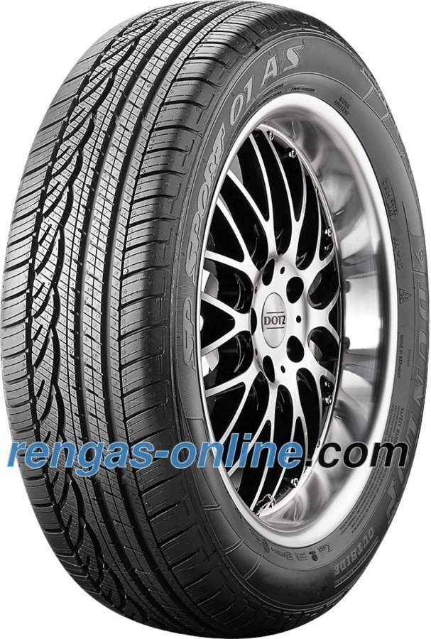 Dunlop Sp Sport 01 A/S 175/70 R14 88t Xl Ympärivuotinen Rengas