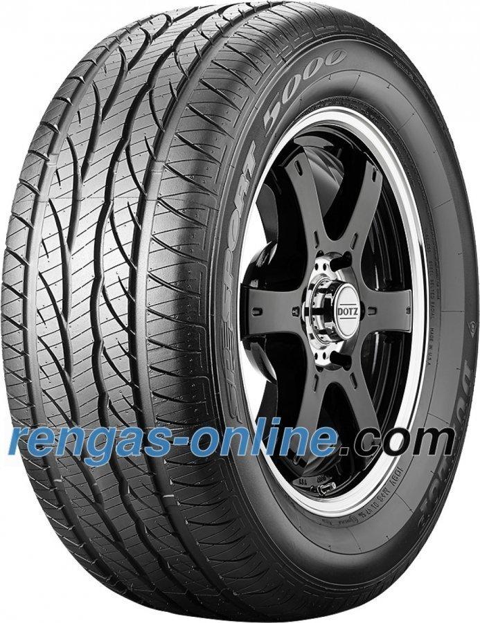 Dunlop Sp Sport 5000 275/55 R17 109v Ympärivuotinen Rengas