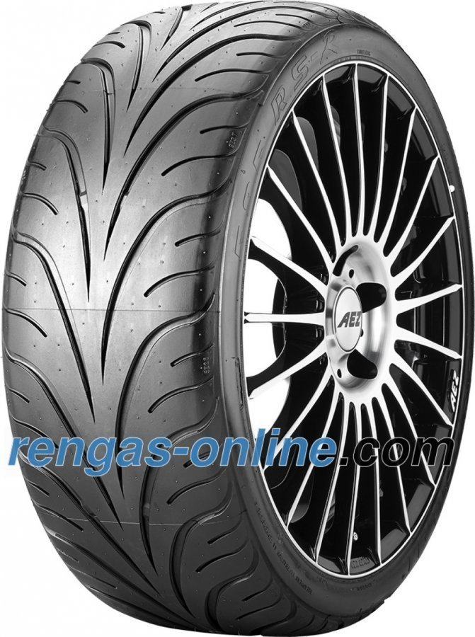 Federal 595 Rs-R 205/50 Zr15 89w Xl Vannesuojalla Mfs Kesärengas