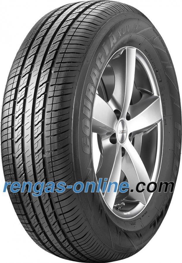 Federal Couragia Xuv 245/65 R17 111h Xl Kesärengas