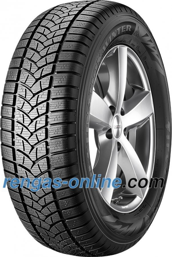 Firestone Destination Winter 215/65 R16 98h Vannesuojalla Mfs Talvirengas