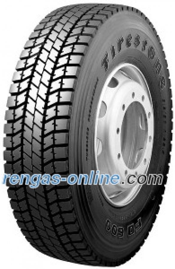 Firestone Fd 600 235/75 R17.5 132/130m Kuorma-auton Rengas