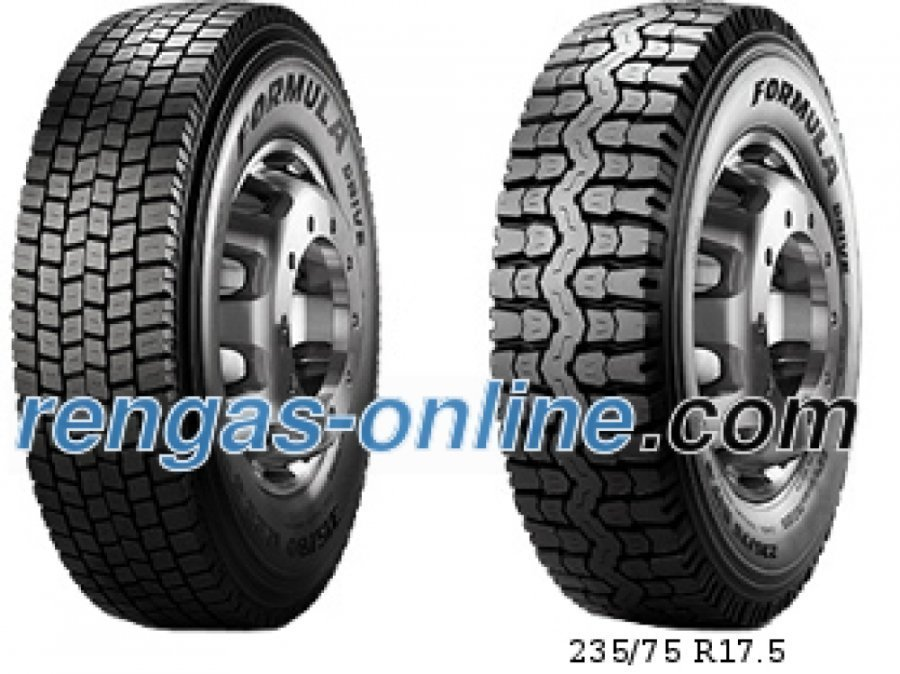 Formula Formula Drive 215/75 R17.5 126/124m Kuorma-auton Rengas