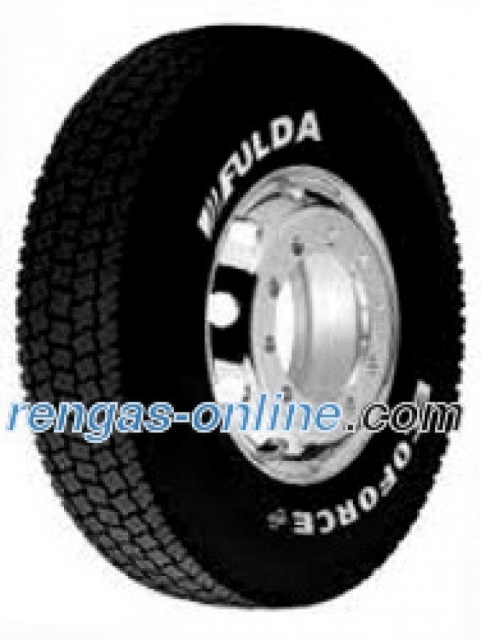 Fulda Ecoforce 295/60 R22.5 150/147k 16pr Kaksoistunnus 149/146l Kuorma-auton Rengas