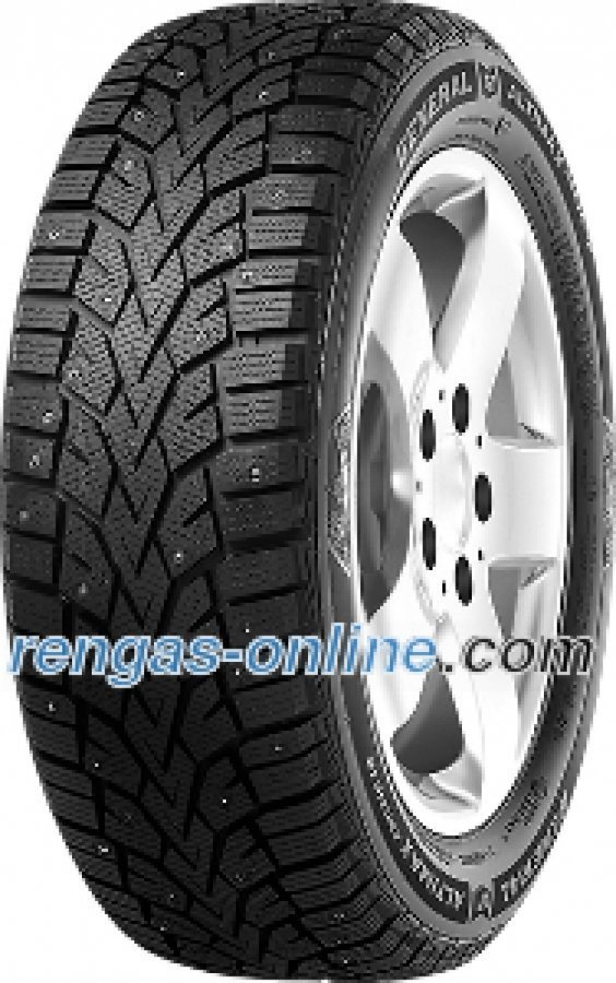 General Altimax Arctic 12 175/65 R14 86t Nastarengas Talvirengas