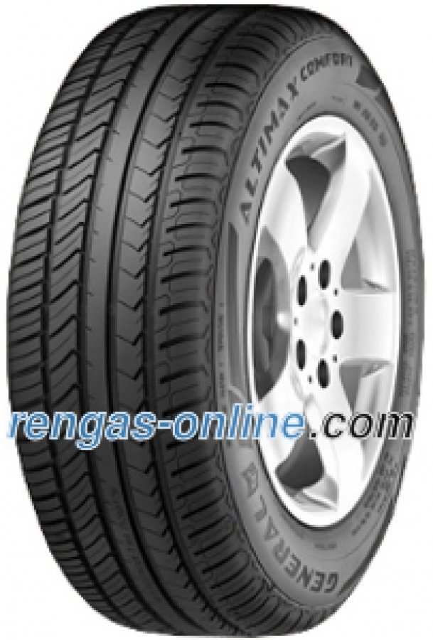 General Altimax Comfort 195/65 R15 91v Kesärengas