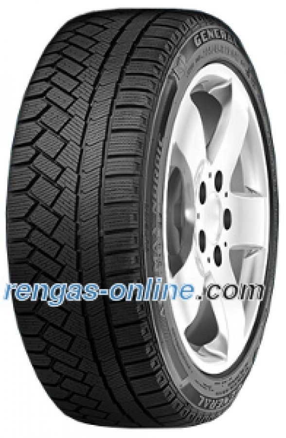 General Altimax Nordic 195/65 R15 95t Xl Talvirengas