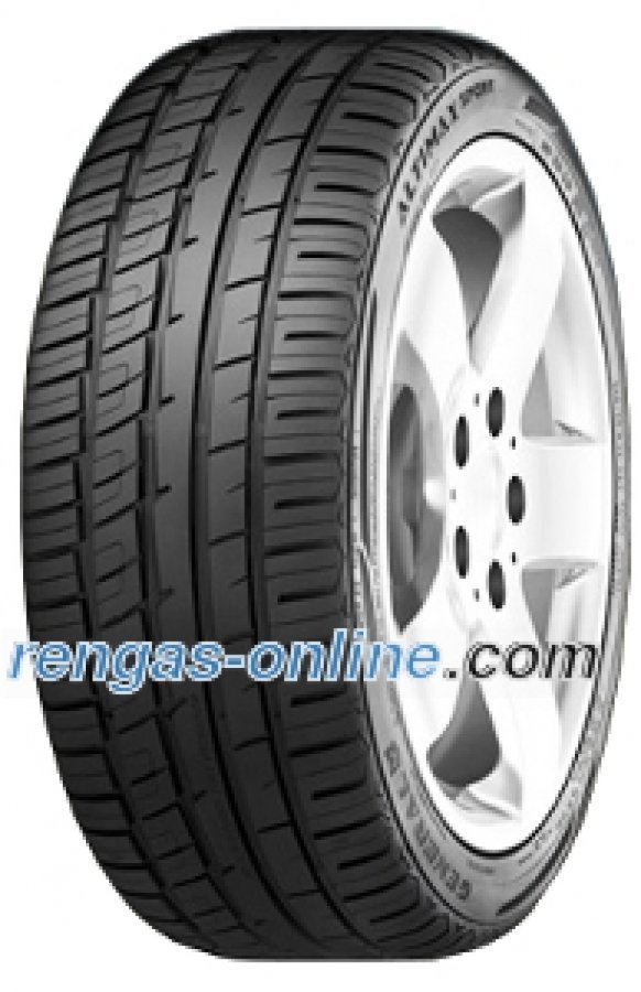 General Altimax Sport 195/55 R15 85v Kesärengas