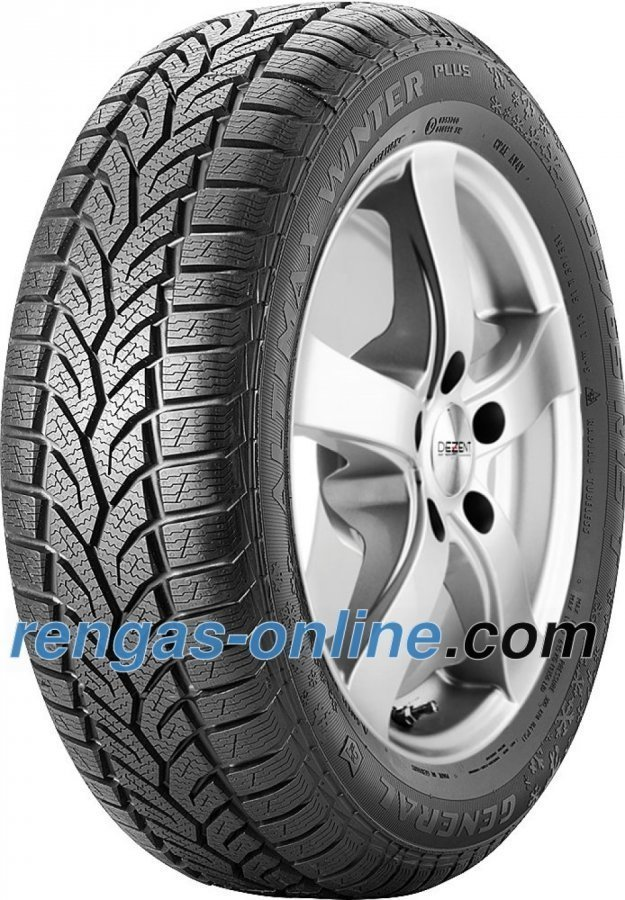 General Altimax Winter Plus 185/60 R15 88t Xl Talvirengas