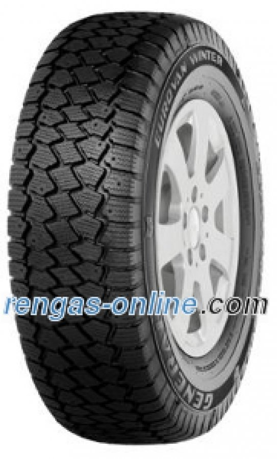 General Euro Van Winter 195/60 R16c 99/97t Nastarengas Talvirengas