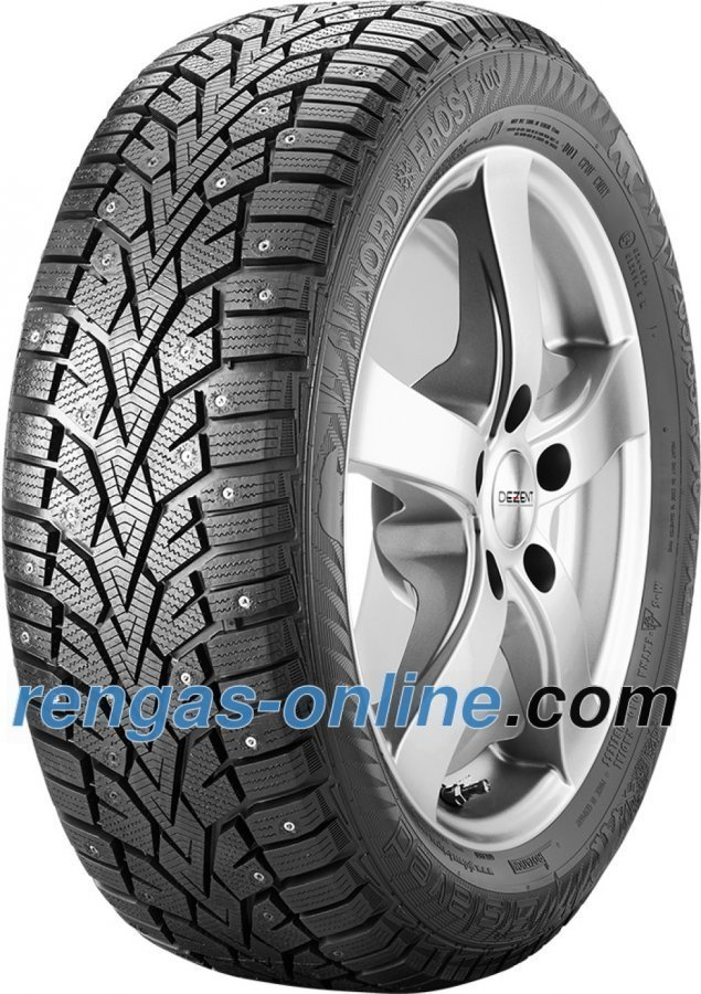 Gislaved Nordfrost100 235/45 R17 97t Talvirengas