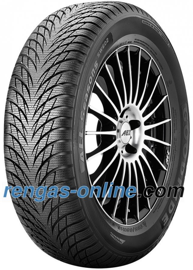 Goodride Sw602 All Seasons 215/70 R15 98h Ympärivuotinen Rengas