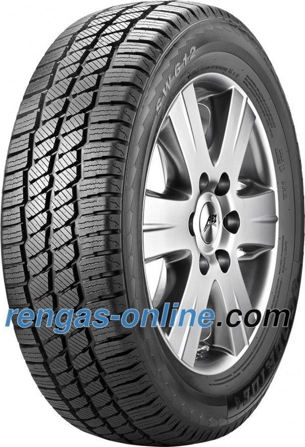 Goodride Sw612 205/65 R16c 107/105t 8pr Talvirengas
