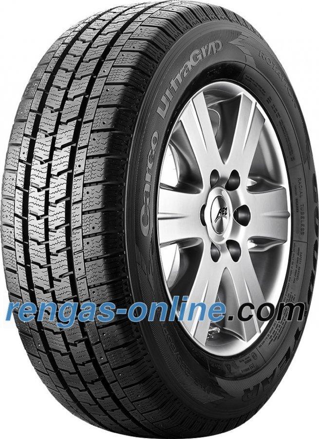 Goodyear Cargo Ultragrip 2 215/65 R16c 109/107t 8pr Nastoitettava Talvirengas