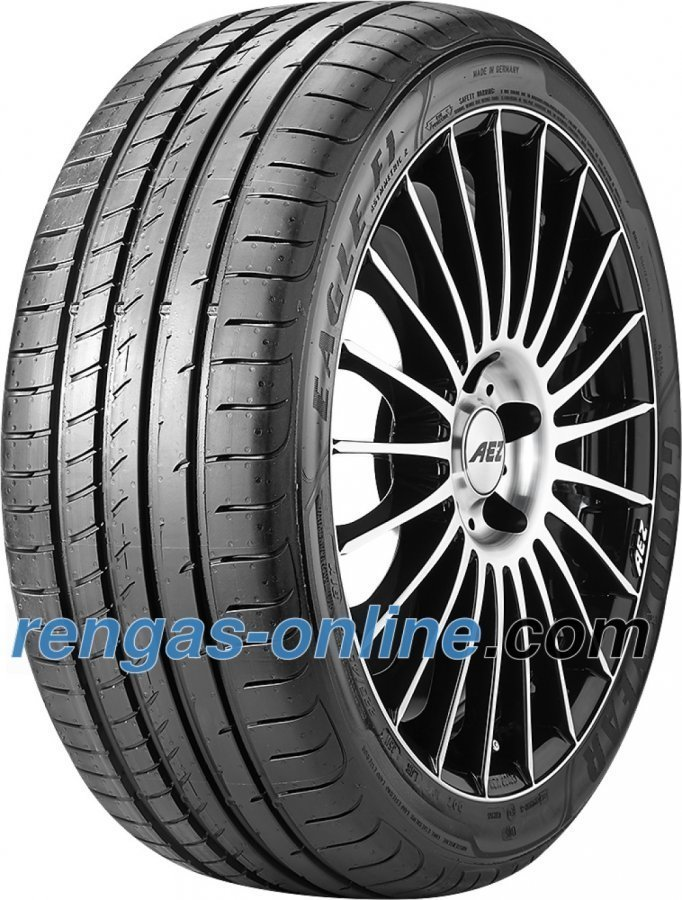Goodyear Eagle F1 Asymmetric 2 235/55 R17 99y Vannesuojalla Mfs Kesärengas