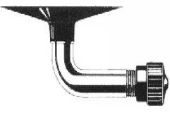 Heidenau 10d/E 33g/90 Sv 3.50 -10 Seitenventil Sisärengas