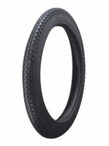 Irc Tire Nr7 2.75-17 Tt 47p Valkosivu Moottoripyörän Rengas