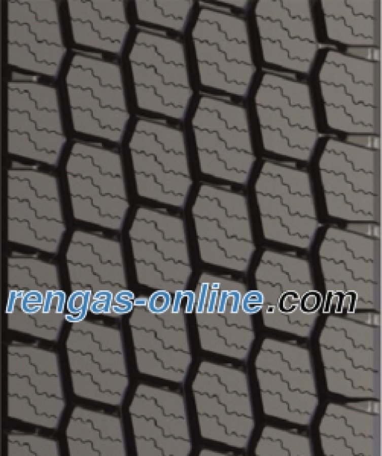 Kaltrunderneuerung K225 315/70 R22.5 152/148l Pinnoitettu Karkassqualität Nv Kuorma-auton Rengas
