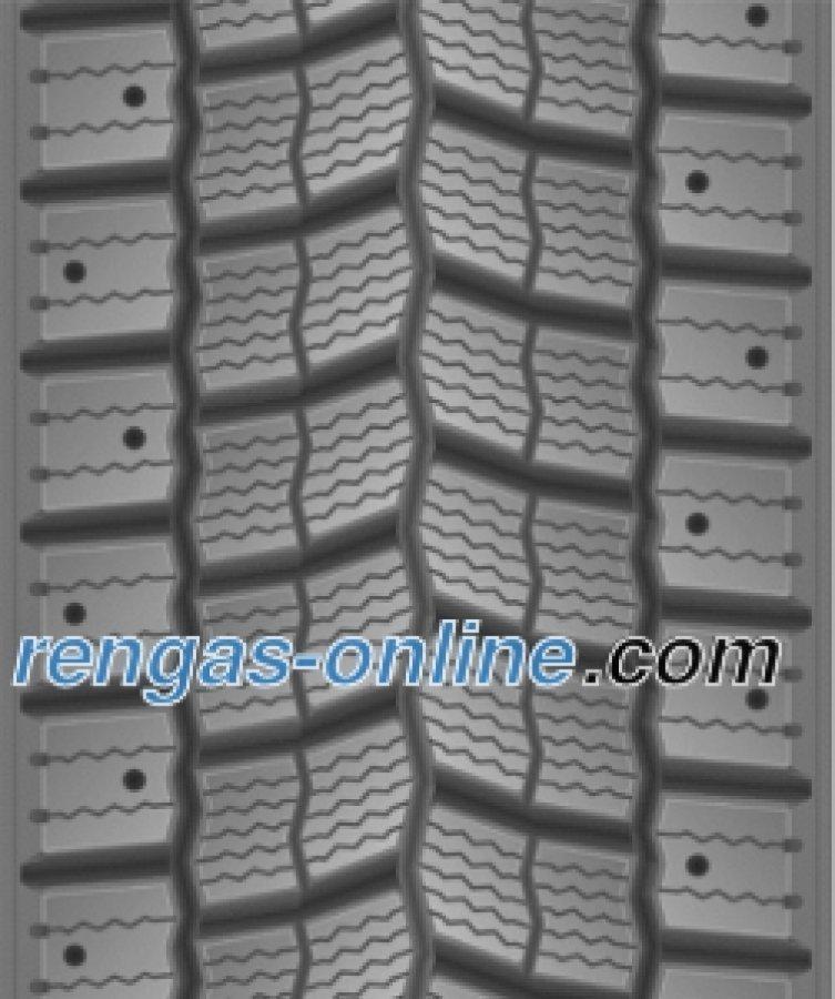 Kaltrunderneuerung Ms6 Winter 295/80 R22.5 Pinnoitettu Karkassqualität Fv Kuorma-auton Rengas