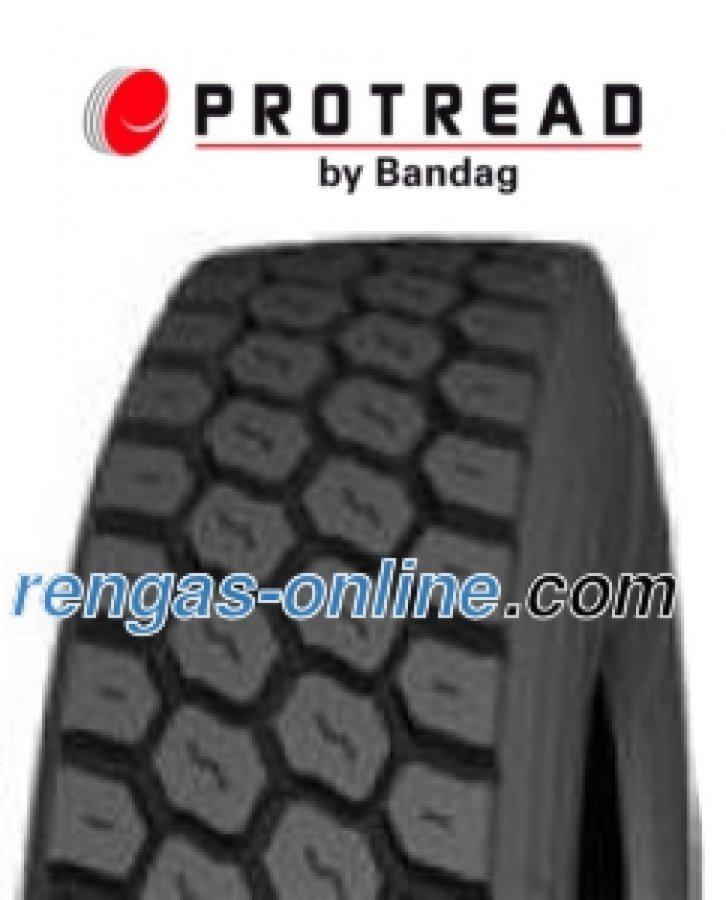 Kaltrunderneuerung Pro Tread Dm1 295/80 R22.5 152/148j Profiltiefe 20mm Karkassqualität Fv Pinnoitettu Kuorma-auton Rengas