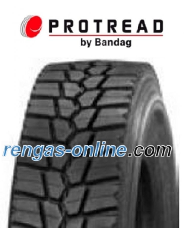 Kaltrunderneuerung Pro Tread Dm2l 315/70 R22.5 154/150m Pinnoitettu Karkassqualität Fv Profiltiefe 17.5mm Kuorma-auton Rengas