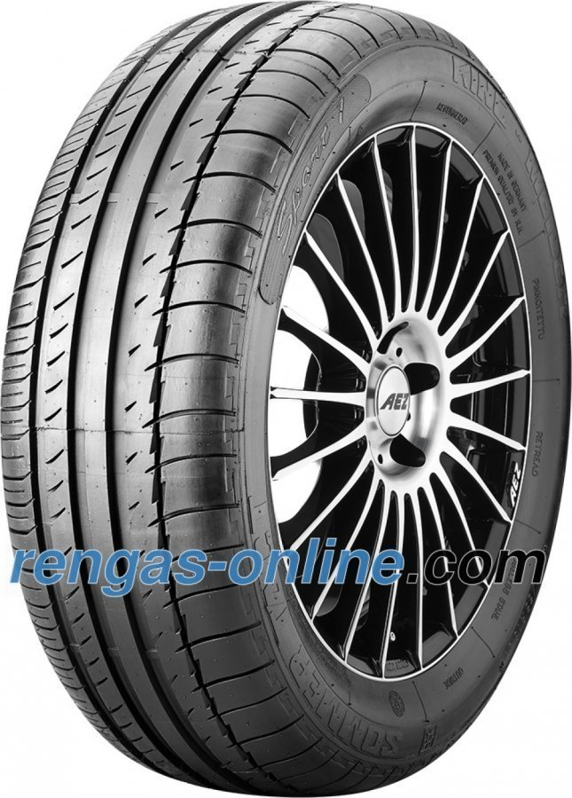 King Meiler Sport 1 205/55 R16 91v Pinnoitettu Kesärengas