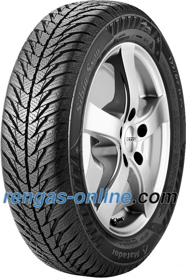 Matador Mp54 Sibir Snow 185/70 R14 88t Talvirengas
