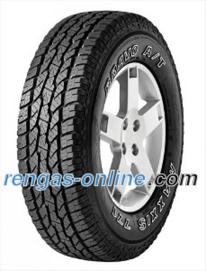 Maxxis At-771 Bravo 255/60 R18 112h Xl Kesärengas