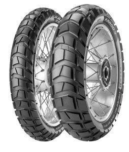 Metzeler Karoo 3 130/80-17 Tl 65r M+S-Merkintä Takapyörä M/C Moottoripyörän Rengas
